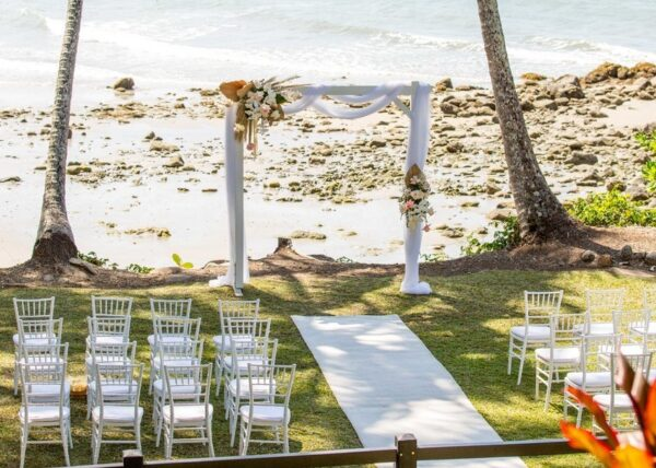 PDWH Reef to Rainforest Wedding Package