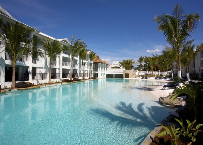 Peppers Beach Club Port Douglas pool jpg