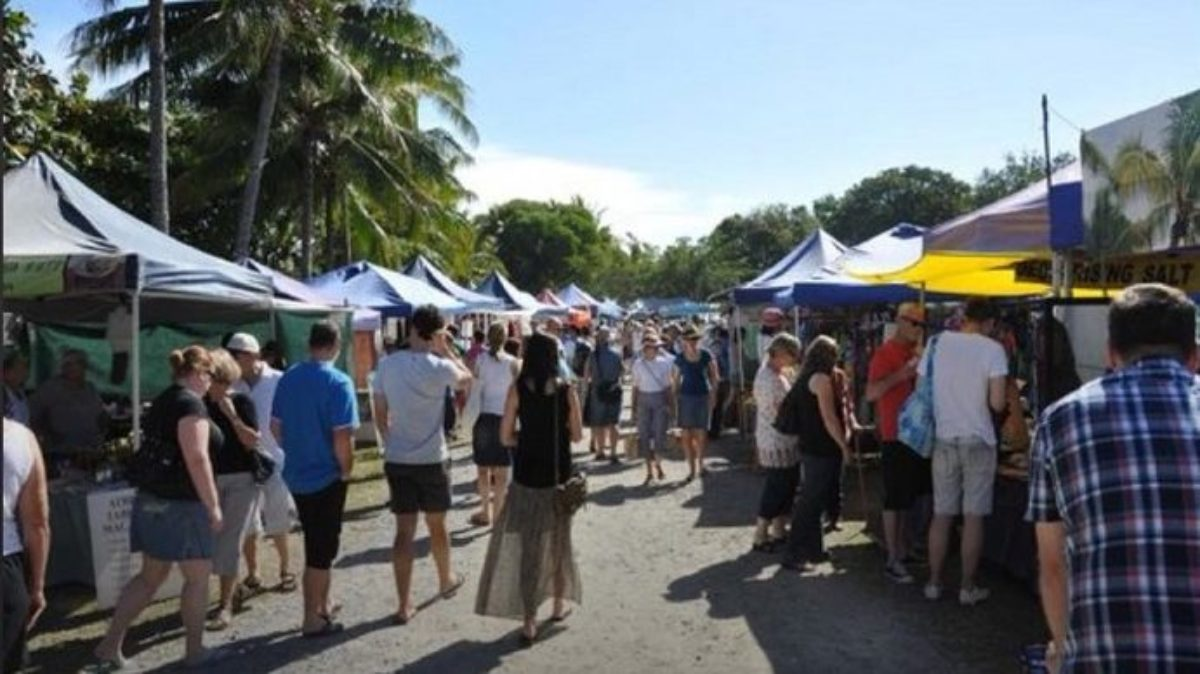 Local foods Port Douglas Sunday Market 3