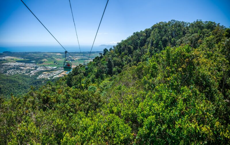 Skyrail - 5 Must Do Day Trips from Port Douglas
