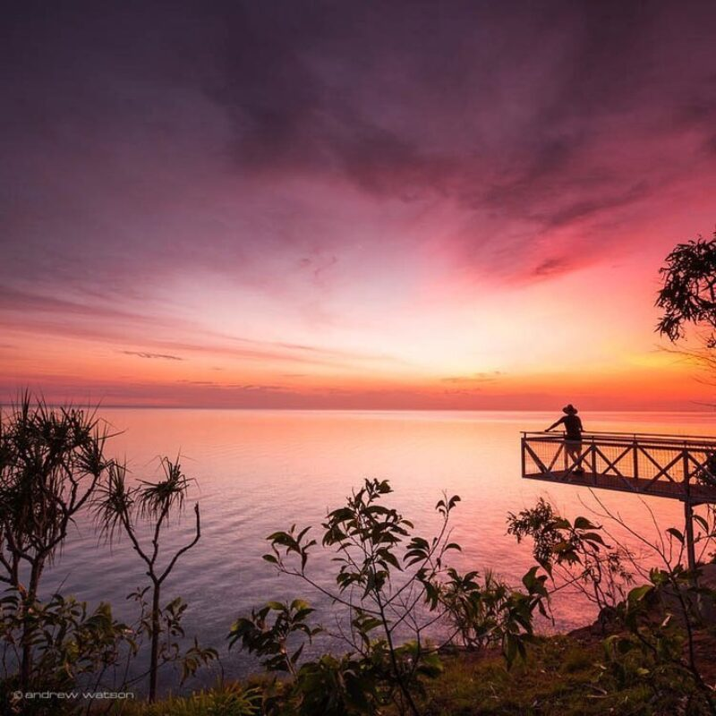 Flagstaff hill lookout andrew watson