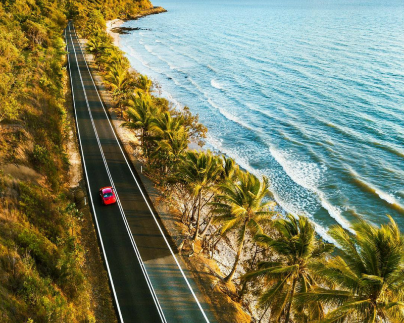 port-douglas-daintree-great-barrier-reef-drive-aerial