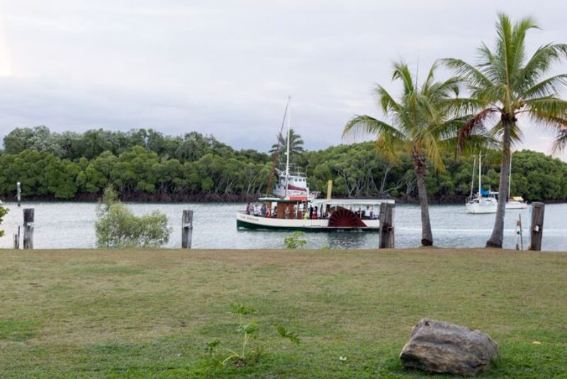 Weekend Breaks Port Douglas  Lady Douglas