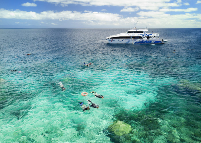 Your reef, your way: Which Great Barrier Reef tour is for you?