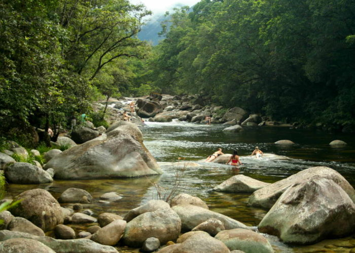 Daintree Wonder Tours Mossmanriver