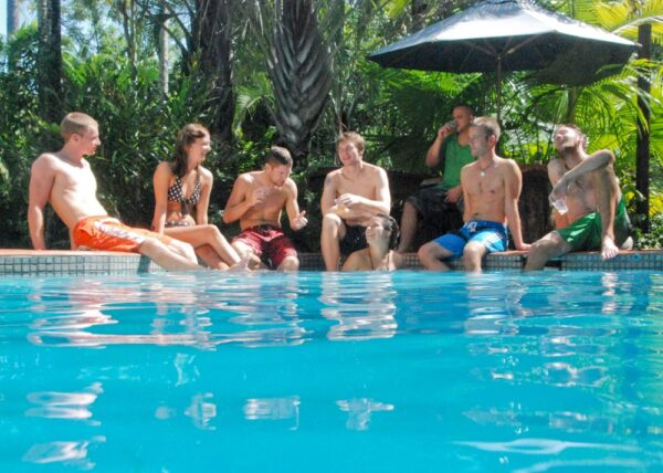 Port Douglas backpacker accommodation