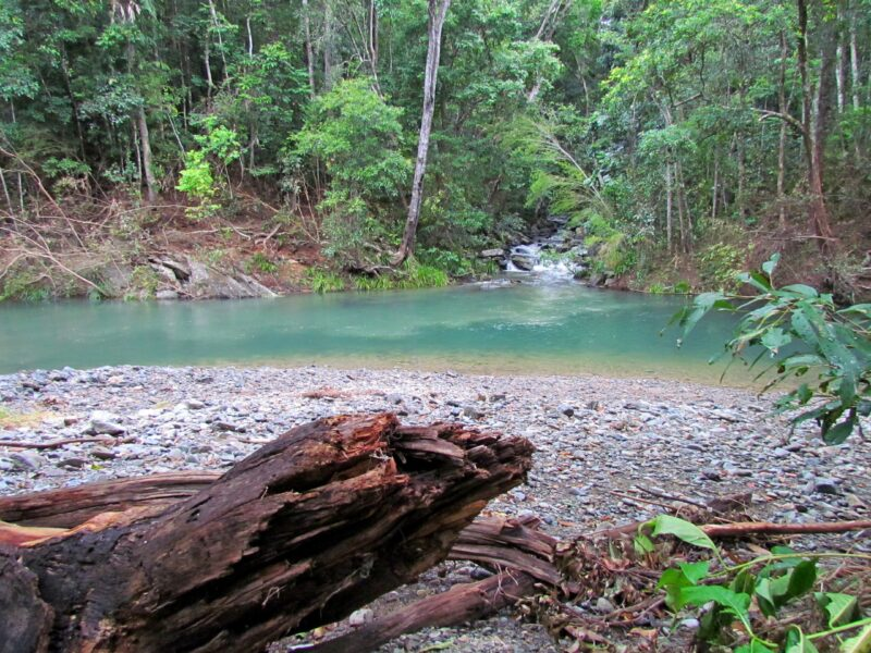 Daintree luxury blog Woobadda picnic spot darcy of daintree