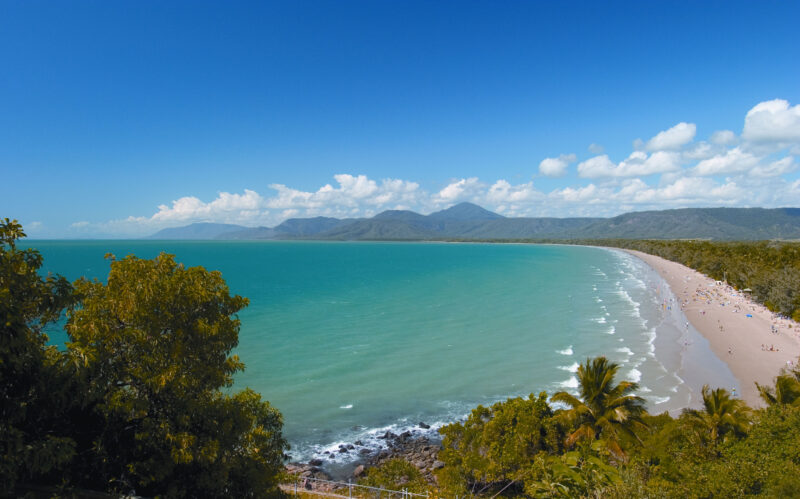 kid friendly Toddler age pram walks Port Douglas