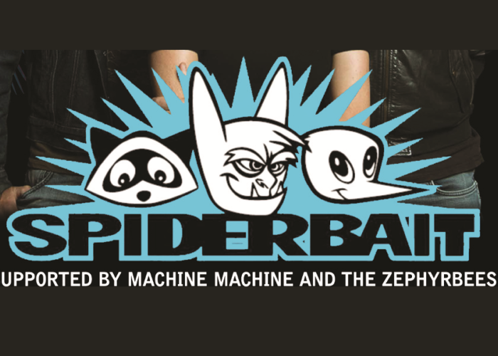Spiderbait new header